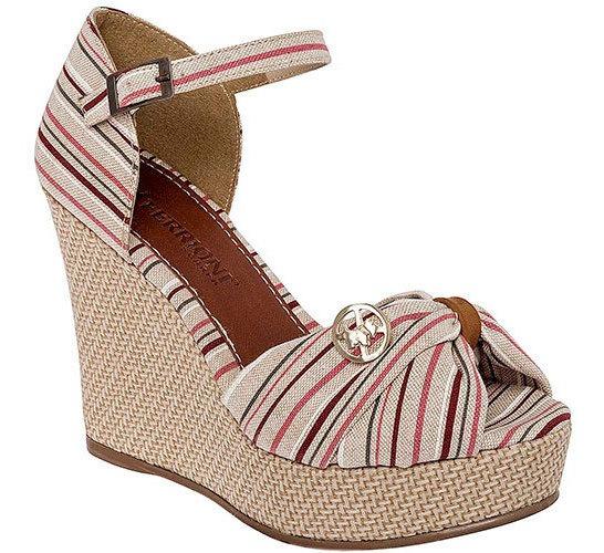 Huarache Formal Ferrioni 11cm Beige Mujer Ankle 80248ipd