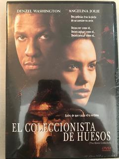Dvd El Coleccionista De Huesos / The Bone Collector