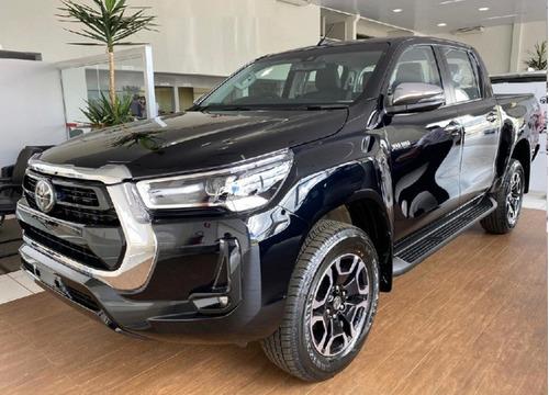 Toyota Hilux Srx 2.8 D-4d Turbo Diesel Cd 4x4 Autom. 0km2021