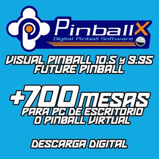 Pinballx - Visual Y Future Pinball - Descarga Digital