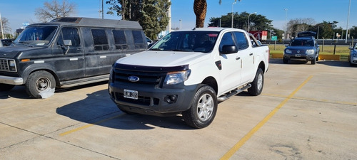 Imagen 1 de 10 de Ford Ranger 2014 2.2 Cd 4x4 Xl Safety Tdci 125cv