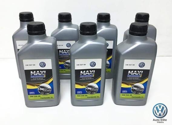 Óleo Maxi Performaxi 5w30 507 00 Amarok G052195r2 Vw 7litros + Filtro De Oleo 03l115562