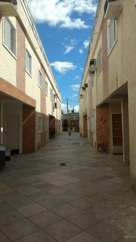 Imagem 1 de 15 de Sobrado De Condomínio Com 2 Dorms, Vila Nossa Senhora De Fátima, São Vicente - R$ 195 Mil, Cod: 1815 - V1815