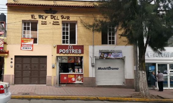 Renta De Local En Zinacantepec Centro Frente Al Jardín