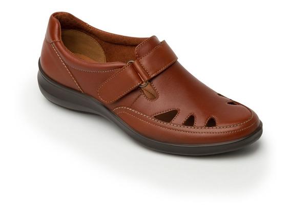 Zapato Flexi Dama 25905 Whisky Casual