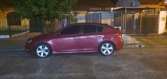 Chevrolet Cruze 1.8 Ltz At 5 P 2012