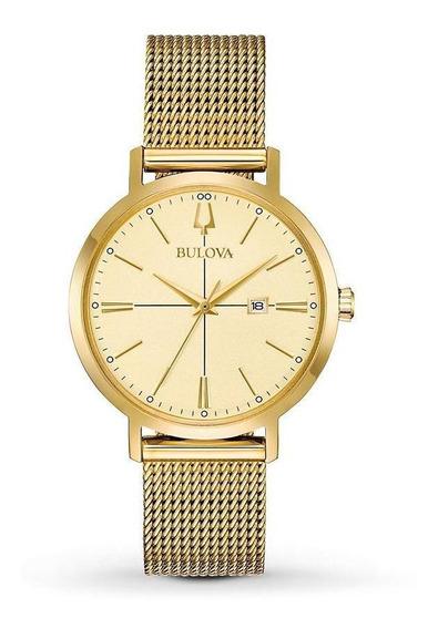 Relógio Bulova Ladies Gold 97m115