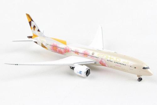 Miniatura Avião Phoenix 1:400 Etihad Airways Boeing B 787-9