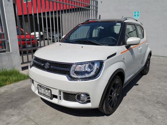 Suzuki Ignis Glx 2019 Color Blanco