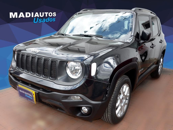 Jeep Renegade Sport 1.8 Automatico 4x2