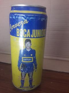 Lata De Cerveza Boca Juniors Juan Simon