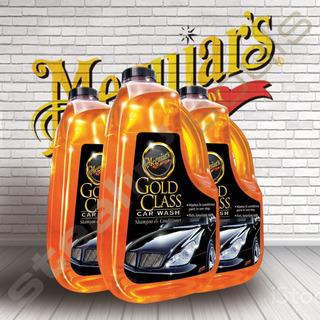 Meguiars®   Gold Class Car Wash   Shampoo Carnauba   1.89 Lt