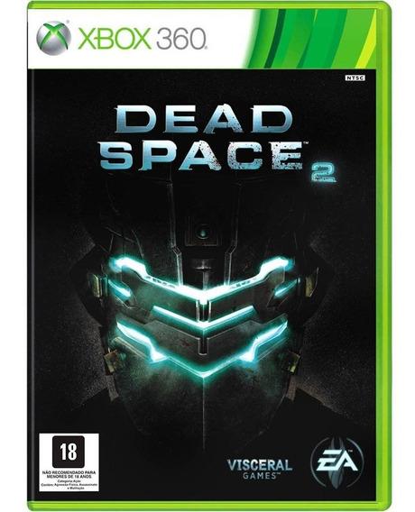 Dead Space 2 2dvds Xbox 360 Lt 3 Desbloqueado