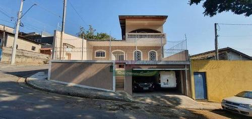 Imagem 1 de 6 de Sobrado Com 3 Dormitórios À Venda, 180 M² Por R$ 456.000,00 - Monte Castelo - São José Dos Campos/sp - So1845