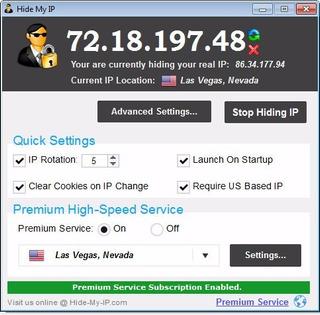 Hide My Ip Software Para Seguridad En Internet