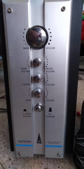 Home Theater Max Power 5.1