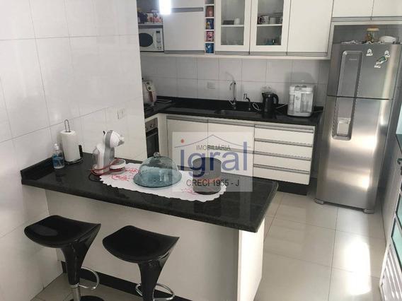 Casa Com 2 Dormitórios À Venda Por R$ 460.000 - Vila Fachini - São Paulo/sp - Ca0336