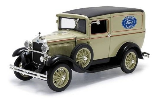 1931 Ford Model A Panel Delivery Truck 1:18 Signature Models