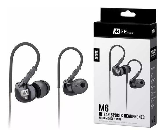 Fone De Ouvido Mee Audio M6 Sport In-ear