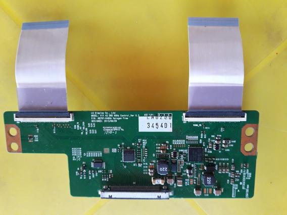 Placa T-con Tv LG 42lb5500 42lb5600 42lb5800 6870c-0480a