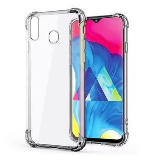 Funda Transparente Samsung Galaxy M20 M30 A10 A50 A70 Reforzada