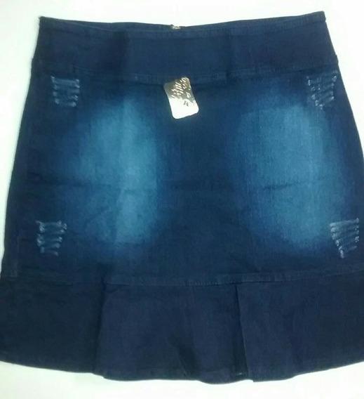 10 Saias Jeans Curtas Feminina Mininas Cintura Alta Hot Pant