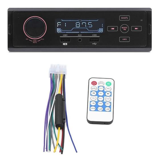 12 V Fácil Instalação Bluetooth U Disco Fm Rádio Mp3 Leitor