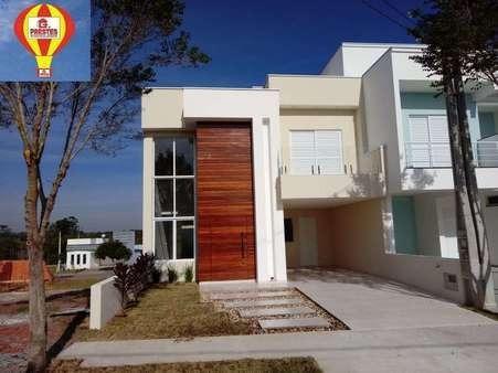 Casa Á Venda Em Condomínio Terras De São Francisco - 0af6