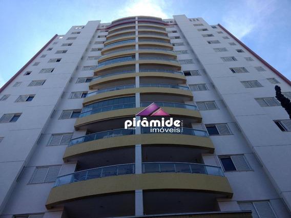 Apartamento Com 4 Dormitórios À Venda, 136 M² Por R$ 750.000,00 - Vila Ema - São José Dos Campos/sp - Ap10917