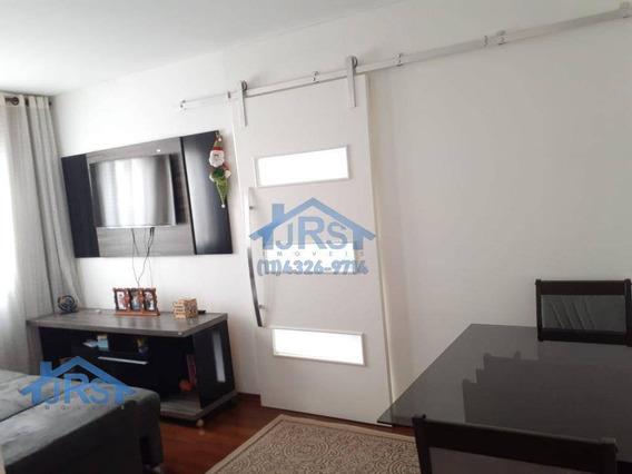 Condomínio Flex Iii Apartamento Com 2 Dormitórios À Venda, 45 M² Por R$ 165.000 - Vila Da Oportunidade - Carapicuíba/sp - Ap2742