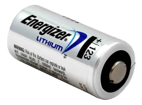 Imagen 1 de 4 de Pila Cr123 Cr123a Energizer 3v Sensor Foto Camara Cr17345
