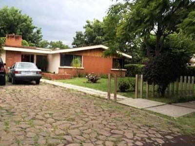 Casa Sola En Españita, Jacarandas