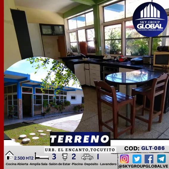 Se Vende Bella Casa De Campo Urb. El Encanto - Tocuyito