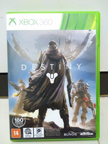 Jogo Destiny Para Xbox 360 Seminovo (em Português)