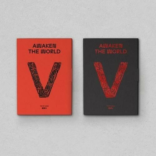 Wayv Awaken The World (random Cover) Asia Import Cd Nuevo