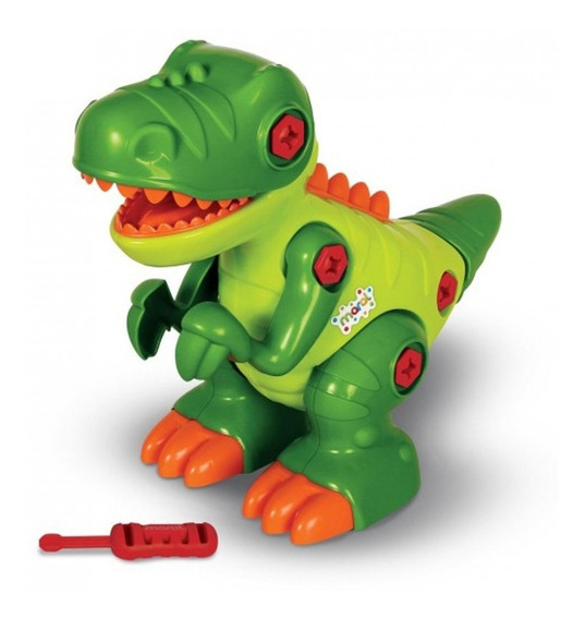 Dinossauro T- Rex Maral - Solapa Com Som - Maral