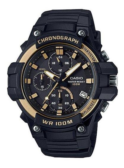 Relógio Masculino Casio Mcw-110h-9avdf - Preto