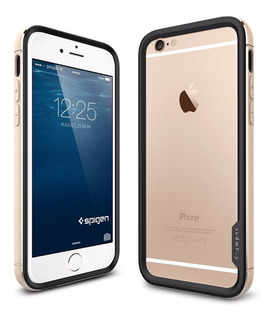 Case iPhone 6 Spigen Neo Hybrid Ex Metal Original + Brinde