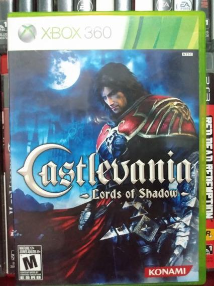 Castlevania Lords Of Shadow Xbox 360 Parcelamento Sem Juros