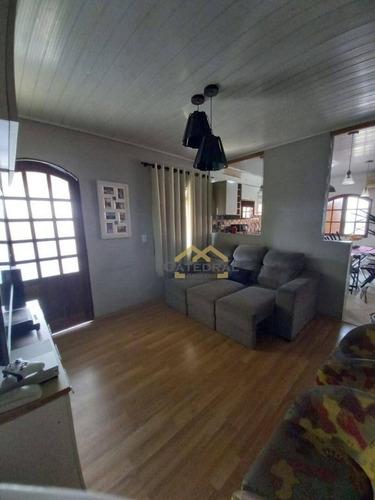 Imagem 1 de 30 de Casa Com 2 Dormitórios À Venda, 235 M² Por R$ 710.000,00 - Vila Loureiro - Jundiaí/sp - Ca0059