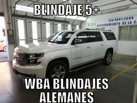 Suburban Ltz Paq D Blindaje 5+ Wba Blindajes Alemanes