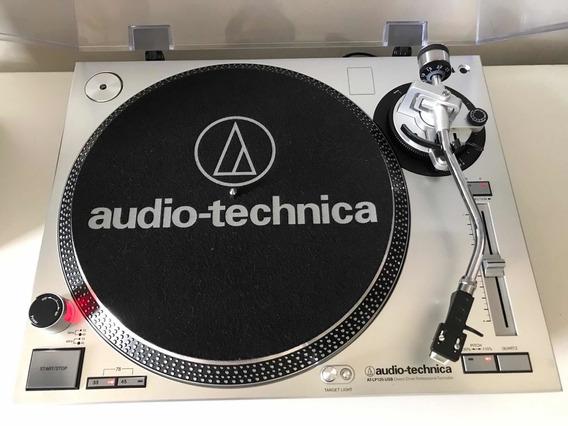 Toca Discos Audio Technica At-lp 120 Usb Atlp