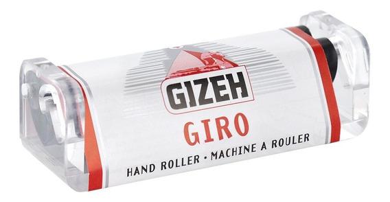 Maquina Gizeh Acrílico Giro 70mm Cigarrillos Tabaco Acrílica