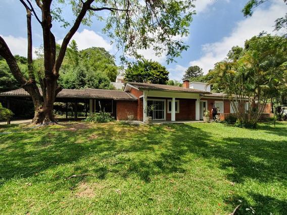 Casa Para Alugar - 4 Quartos - Condomínio Fazendinha - Granja Viana - Carapicuíba - 793 - 34678826