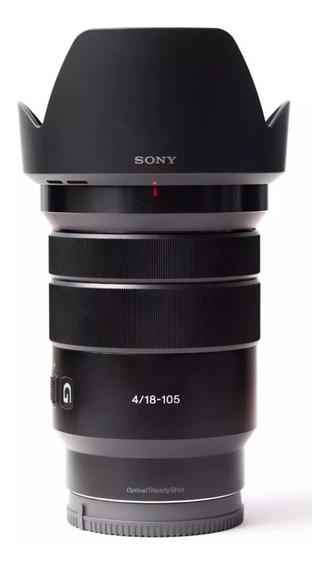 Lente Sony E Pz 18-105 F/4 G Oss, Ñ Envio(pb,ce,al,se,mt,pe)