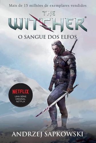 O Sangue Dos Elfos - Col. The Witcher - Vol. 3 - 2