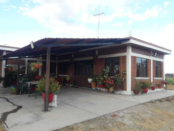 Casa Con Terreno En Venta, La Providencia, Alamo, Aguascalientes. Rcv 382331