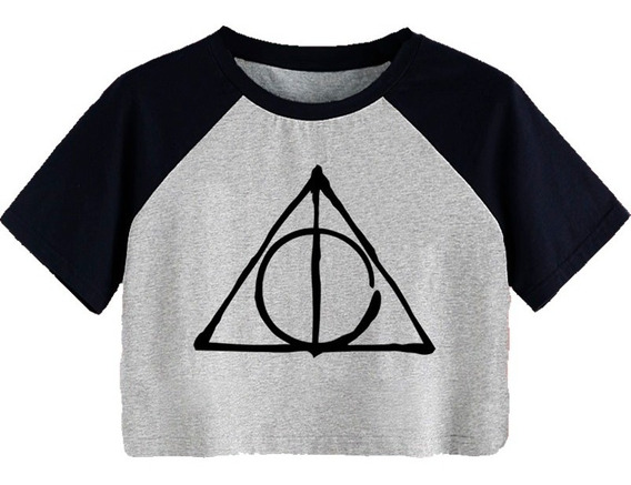 Remera Harry Potter Top Mujer