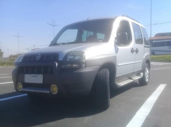Fiat Doblo Adventure 1.8 8v 2004