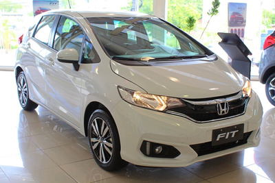 Honda Fit Ex 1.5 Flex Cvt